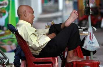 July 19 Active ageing 'needs to start when you're young'