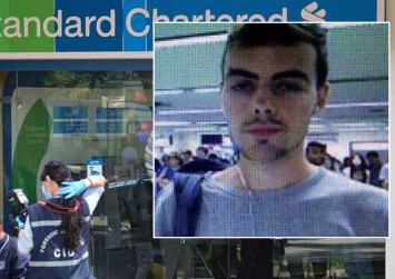 Thailand jails Canadian who robbed Singapore Standard Chartered bank for 14 months