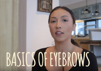 How to draw perfect eyebrows and not look like a cartoon