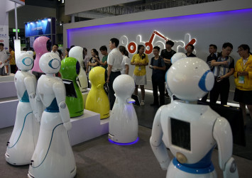 Robots will be your colleagues not your replacement: Survey