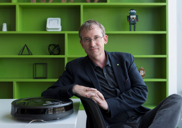 Roomba vacuum maker iRobot betting big on the 'smart' home