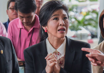 Thai govt to seize 12 of ex-PM Yingluck's bank accounts
