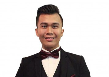 Malaysian lawyer determined to win in a world singing competition