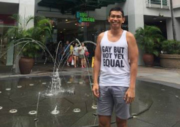 Gym user who wore LGBT tank top did not break rules, says Safra
