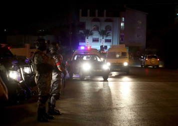 Two Jordanians killed and an Israeli wounded at Amman embassy