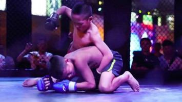 Fight club for orphans investigated after video goes viral in China