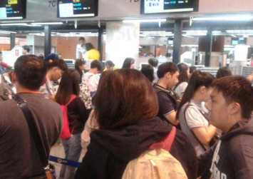 Passengers stranded at Bangkok airport after Scoot flight rescheduled to next day - only to be delayed further