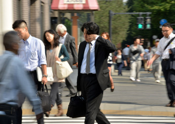 Japan aims to reduce suicides by 30 per cent in 10 years with measures to curb overwork