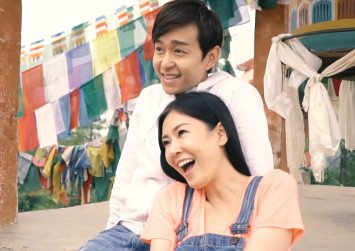 Not at first sight, Jesseca Liu and Jeremy Chan share how they fell in love