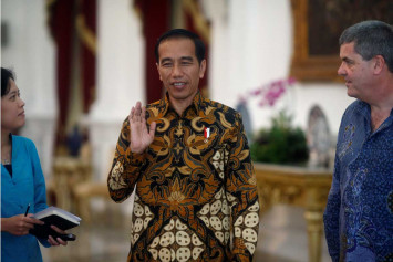 Interpreters reveal best moments about their time with Jokowi