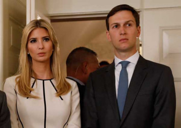 Trump's son-in-law faces Capitol Hill grilling over Russia contacts