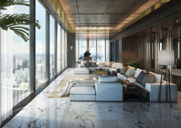 Singapore's most expensive apartment on sale for $100 million