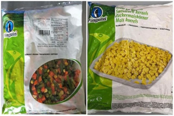 AVA recalls frozen packets of mixed vegetables and sweet corn kernels over listeria fears