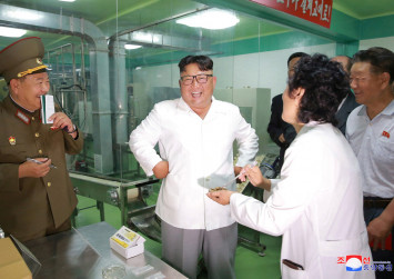North Korea's Kim Jong Un says soldiers' diets should be improved