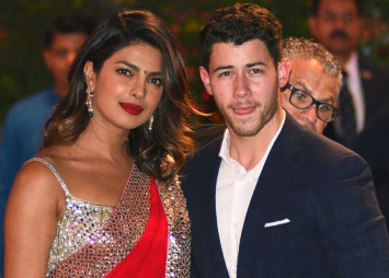 Priyanka Chopra cheers for Nick Jonas during his concert in Singapore