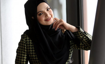 Siti Nurhaliza says she felt like giving up on her business before