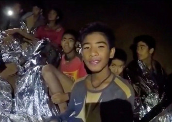 Thai cave rescue: Most of 12 boys lost an average of 2kg, but otherwise healthy