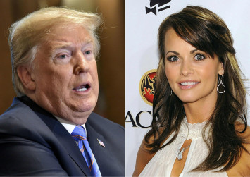 Tape of Trump discussing hush money for alleged affair released