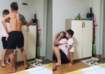 Korean man arrested for 3-hour-long assault on Vietnamese wife as toddler son watches