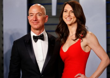 Amazon's Bezos finalises divorce with US$38 billion settlement: report