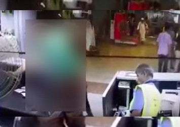 Airport staff electrocuted to death beside oblivious co-worker in Yemen