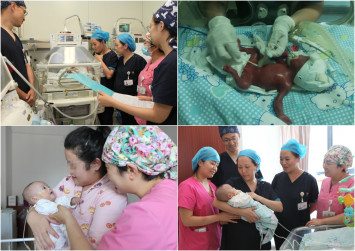 370g premature baby survives in Lanzhou, China