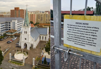 Church in Hougang compels Pokemon GO players not to play in its premises