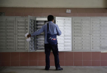 SingPost launches new platform to rate postmen