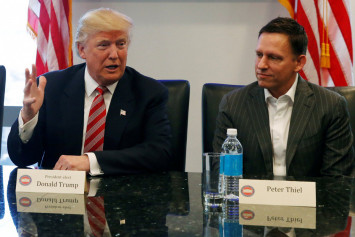 Trump says he'll pursue claim that Google has 'treasonous' ties to China
