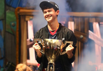 American teen 'Bugha' becomes solo Fortnite world champion, bagging $3m prize