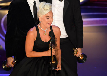 Lady Gaga leads surge in women admitted to become Oscar voters