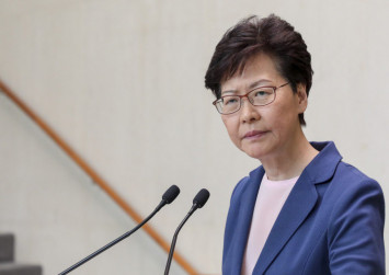 Killed bill: Hong Kong leader's peace offering fails to win round critics