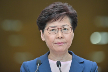 Carrie Lam says extradition bill is dead after Hong Kong mass protests
