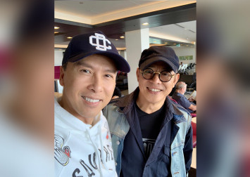 10 surprising things about martial arts film star Donnie Yen