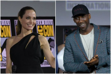 Angelina Jolie in Eternals, Mahershala Ali as Blade highlight Marvel's star-studded slate at Comic-Con
