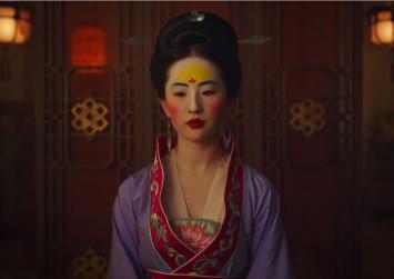 Mulan live-action trailer spawns Liu Yifei makeup memes