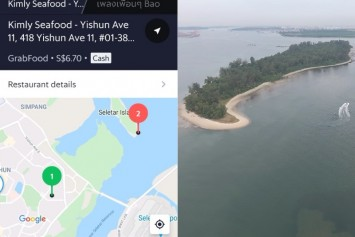 'I ride bike not submarine': Grab apologises to rider who was tasked to deliver food to Seletar Island