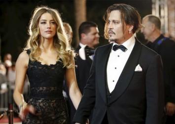 Johnny Depp attacked wife on plane in drunken rage, UK court hears