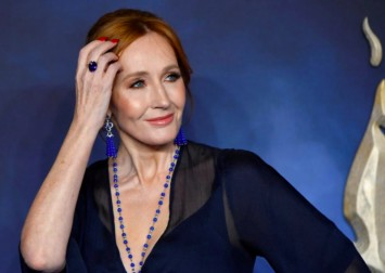 Trans anger as J.K. Rowling compares hormone treatment to gay conversion therapy