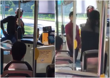 'It's my life': Passenger refuses to wear mask, quarrels with bus captain
