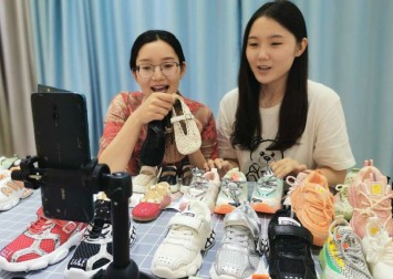 26-year-old has more than 150 people working for her live-streaming business in China