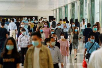 Hong Kong warns city on verge of large coronavirus outbreak