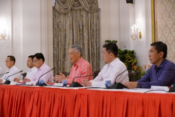 PM Lee Hsien Loong's crisis Cabinet a mix of continuity and change