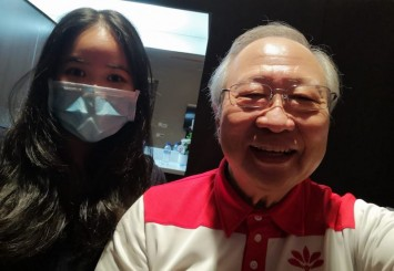 PSP chief hypebeast Tan Cheng Bock vibes with millennial and Gen Z voters while learning new lingo
