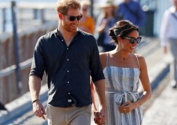 Prince Harry and Duchess Meghan to receive an award for their 'enlightened decision' to only have two children