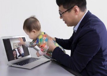 Grandfather's tears fuel research into tactile internet - ultra-low-latency tech that allows 'virtual touching'