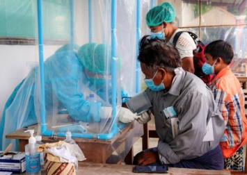 Myanmar's Covid-19 crisis worsens as mistrust of junta infects health system