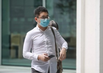 NUS student jailed for filming 2 women in the shower on campus
