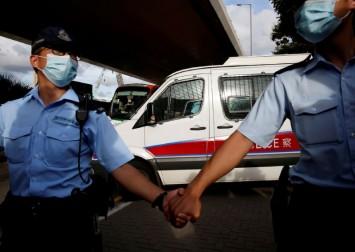 Free speech or secession? 'Liberate Hong Kong' at heart of landmark case