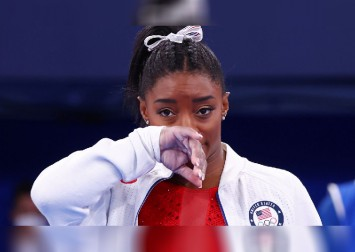 Olympics: Gymnast Simone Biles withdraws from all-around event due to mental health concerns